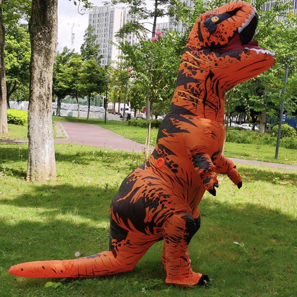 Костюм динозавра с Алиэкспресс