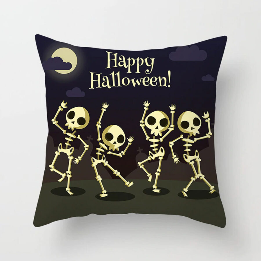 Подушка Happy Halloween