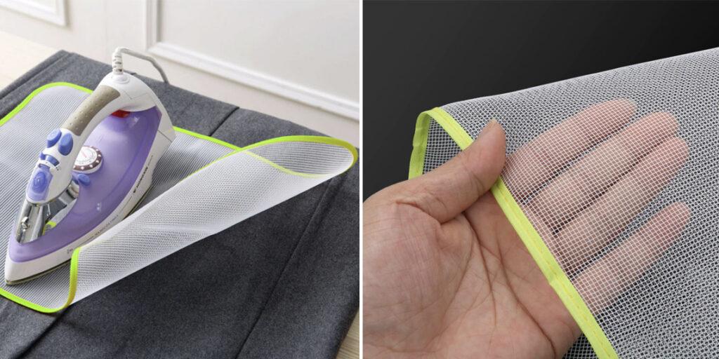Защитная сетка для глажки белья