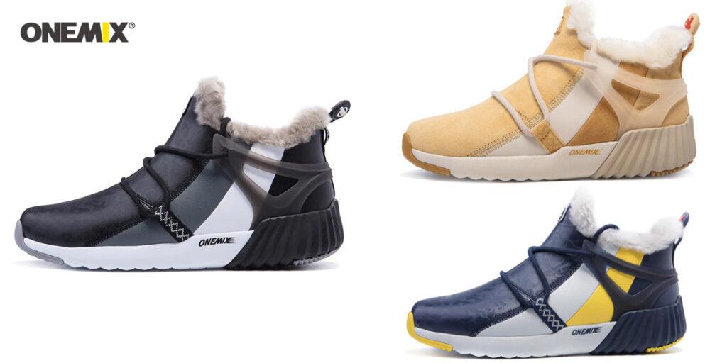 7 женские зимние кроссовки