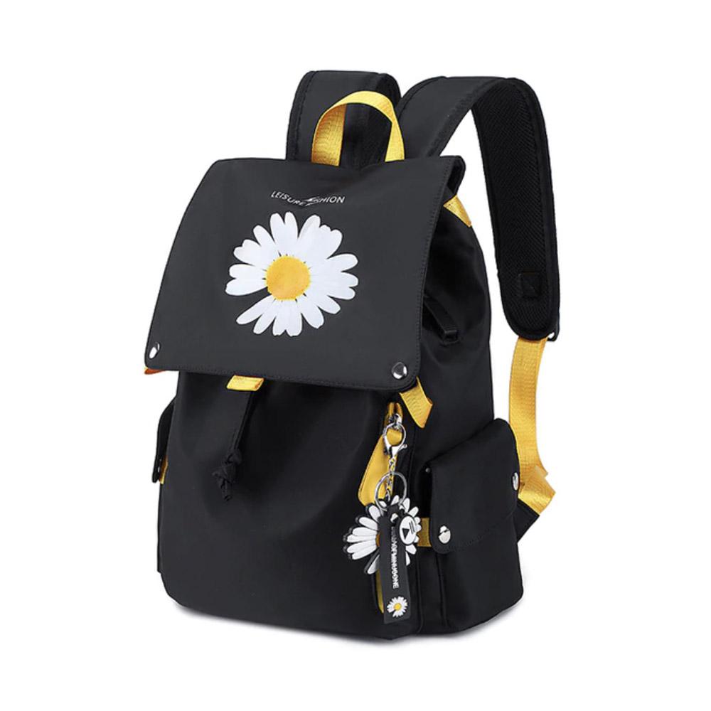 Рюкзак для девочек с ромашкой