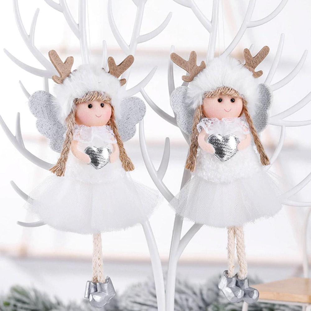 Рождественские куклы для елки