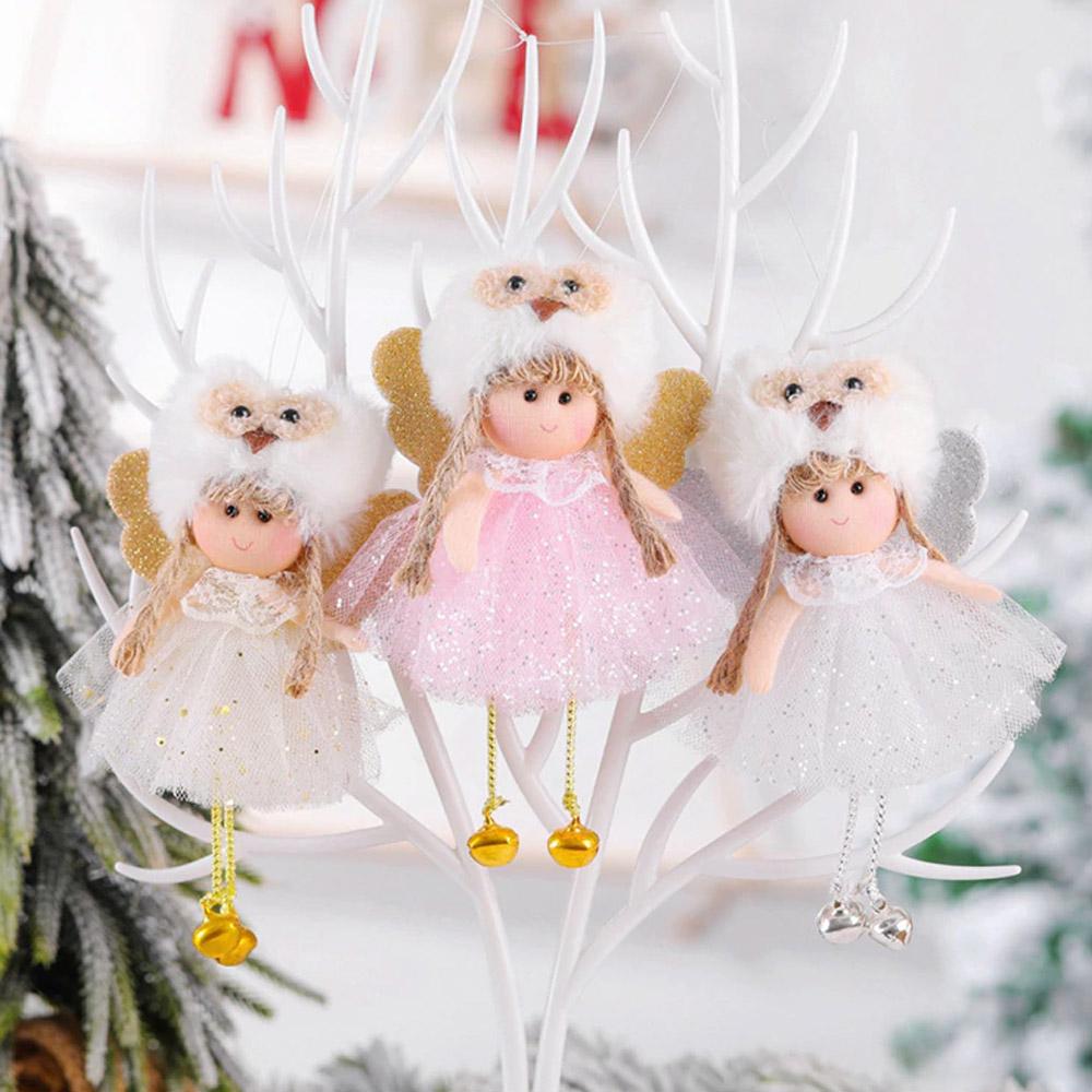 Рождественские куколки на елку