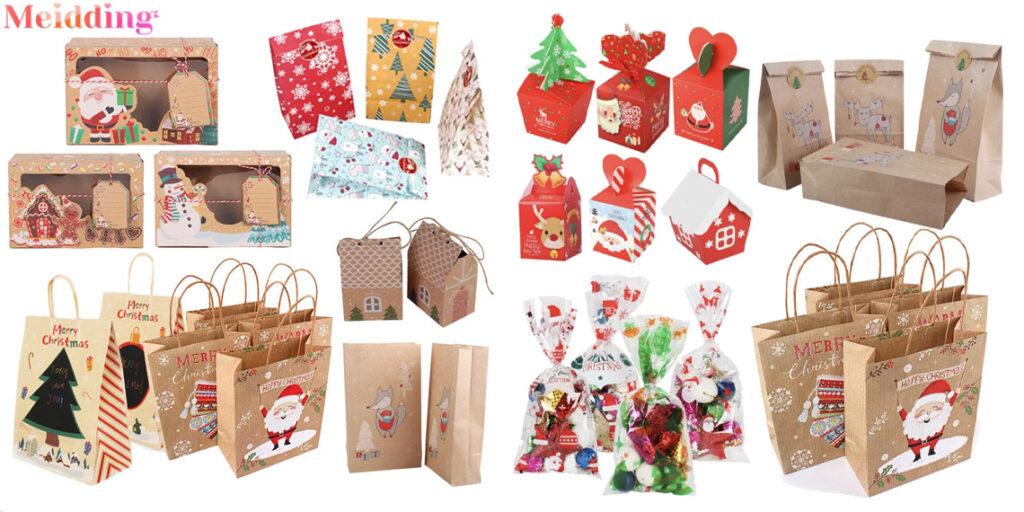 Упаковки для сладостей и подарков