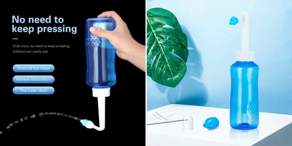 Средство для чистки носа